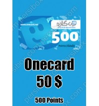 Onecard 50$