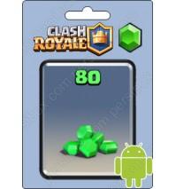Clash Royale 80 Gem