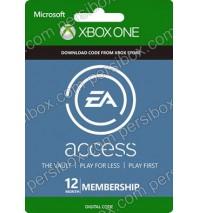 EA Access یک ساله ایکس باکس - Xbox EA Access 12 Months