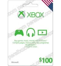 Microsoft Gift Card $100